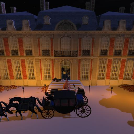 Chateau de La Muette