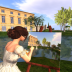 Painting at the Petit Trianon