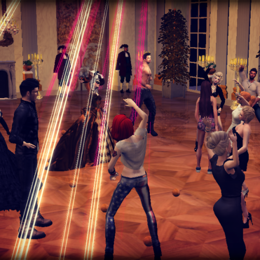 OOC After-Party at Charlottenburg Palace