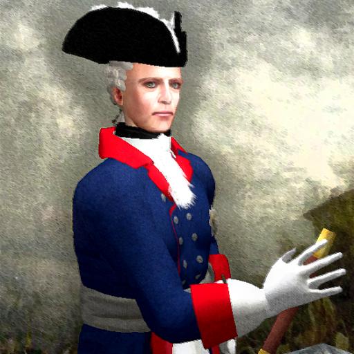 Frederick II Portrait