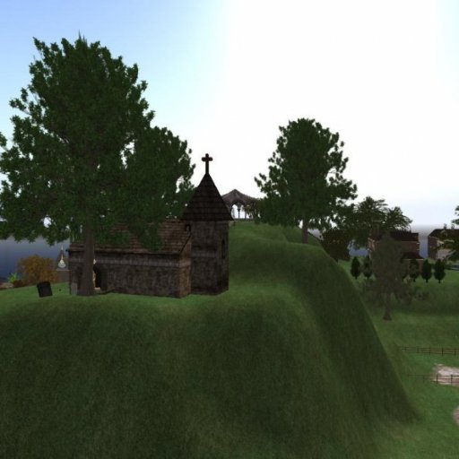 Chapel on the Hill, The Royal Retreat