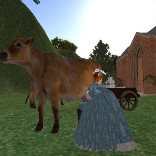 Milking, The Royal Retreat