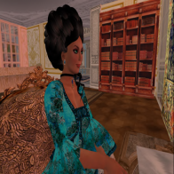 Countess von Hirvi At Home, Mont Saint Bruno