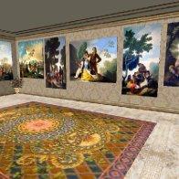 Goya's tapestry cartoons