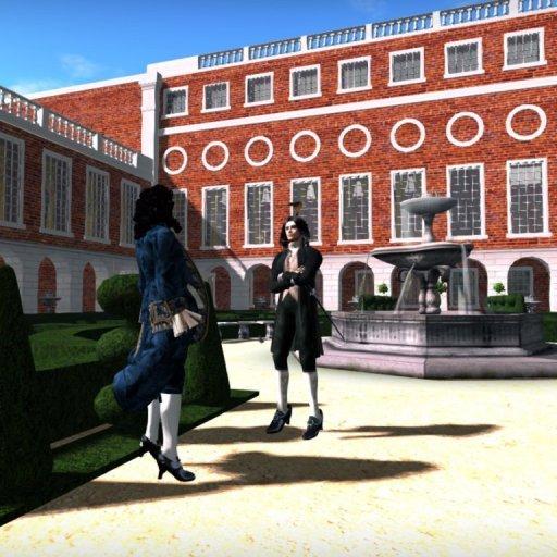 Fountain Court.
