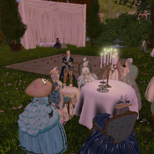 ~The Garden Party~