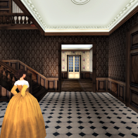 Renovating an old chateau: Before 01