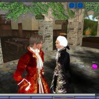 The Marquis de Sade visits the Duchy de Coeur!