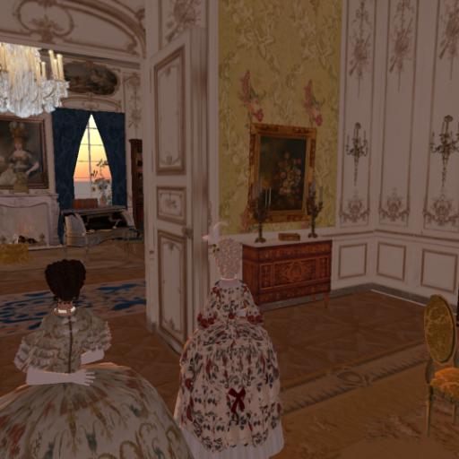 Touring Baronesse Serenya Burnstein's La Deliziosa