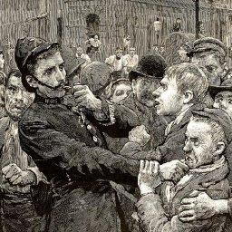1880s Victorian London