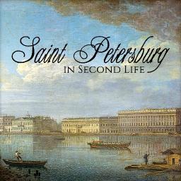 Saint Petersburg in Second Life Roleplay