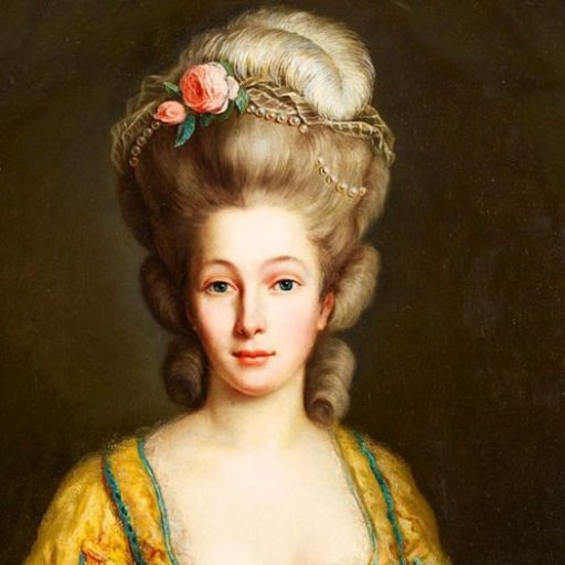Elizabeth von Biron of Courland
