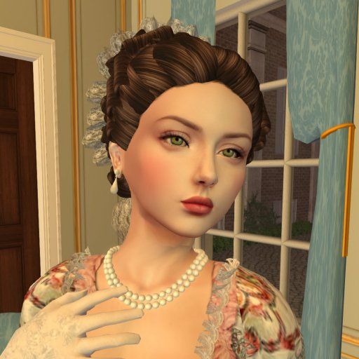 Maria, Lady Dryden