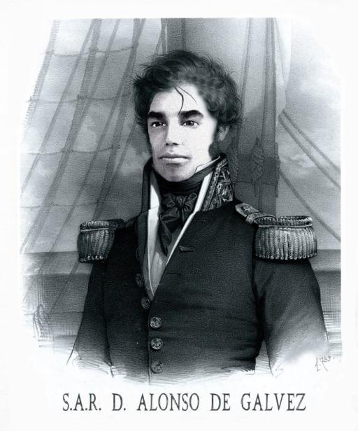 Alonso de Galvez y Blasco