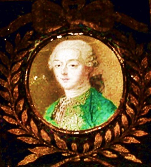 Louis V Joseph, Prince de Condé