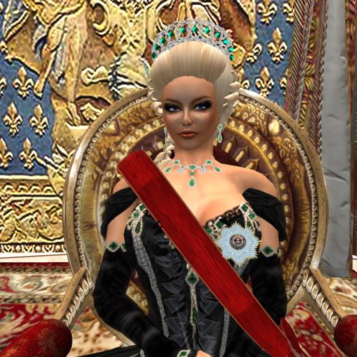 Princesse M.Caterina de Monaco