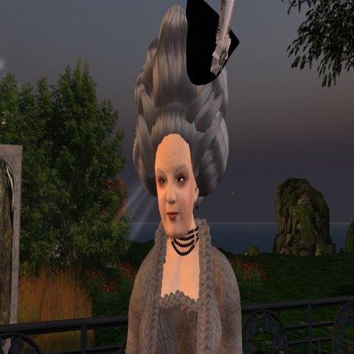 La Vedova-Contessa Rezzonico