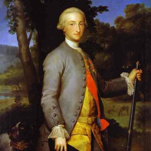 Carlos IV de Borbón y Sajonia