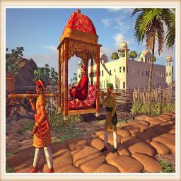 Jal Mahal - Ophiel's Arriving I.jpg
